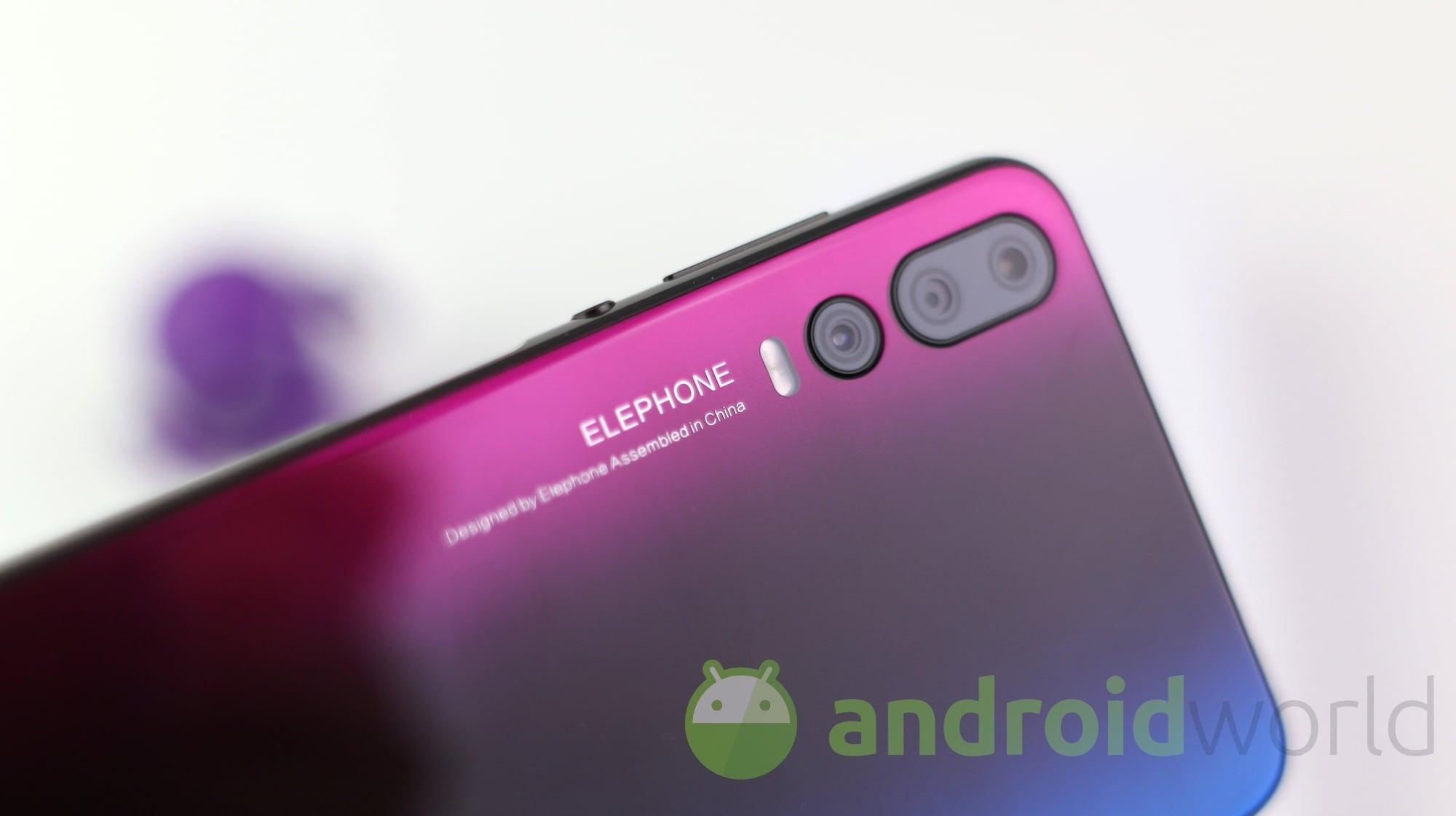 Elephone A5 – 7