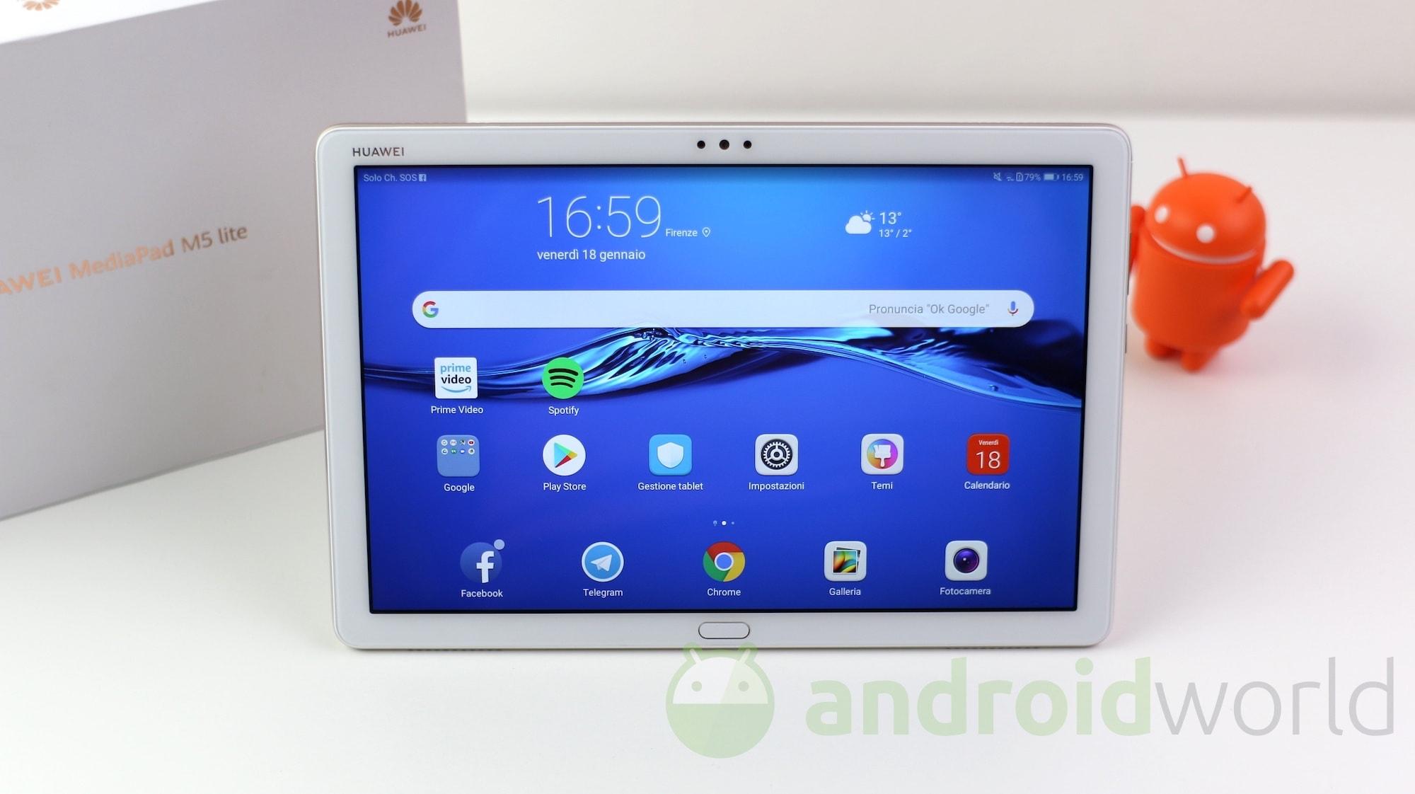 Huawei MediaPad M5 Lite – 2