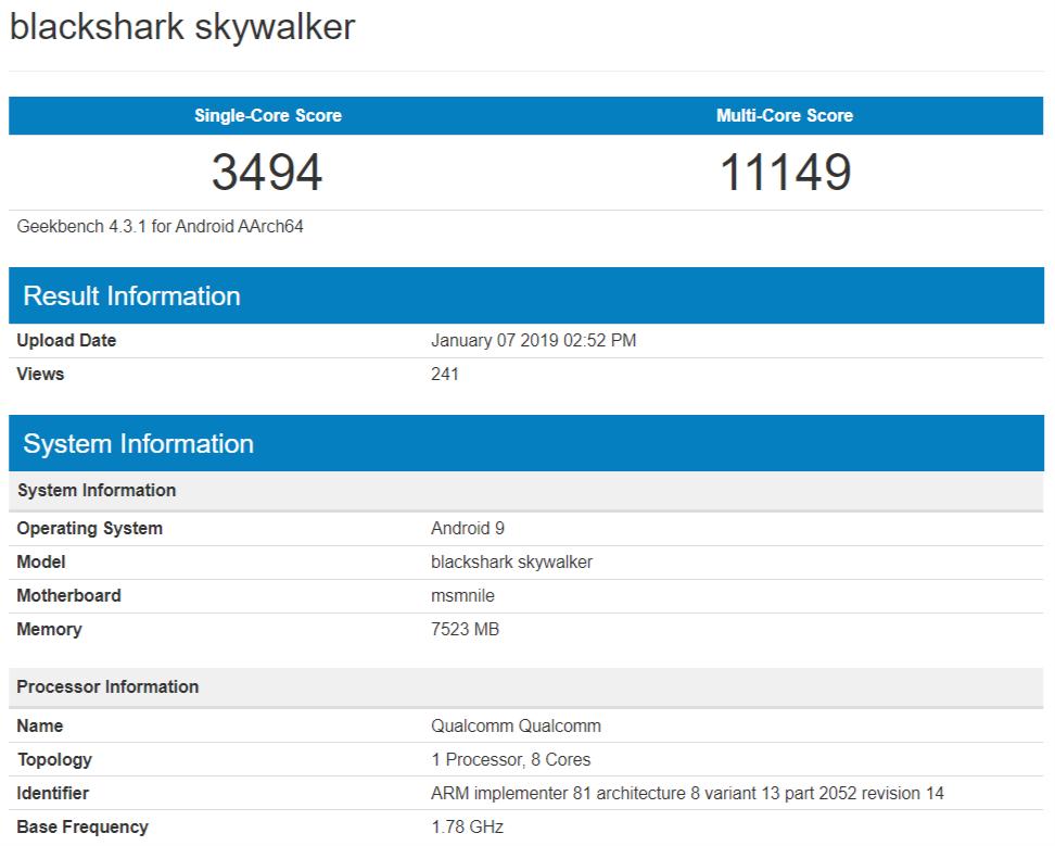 black-shark-skywalker-geekbench
