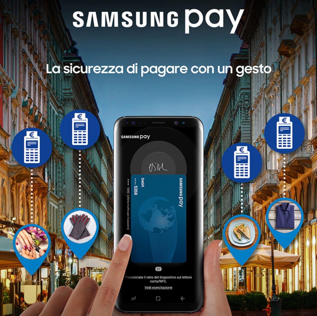 Samsung Pay si aggiorna con una novità per trasferire denaro da qualsiasi carta (foto)