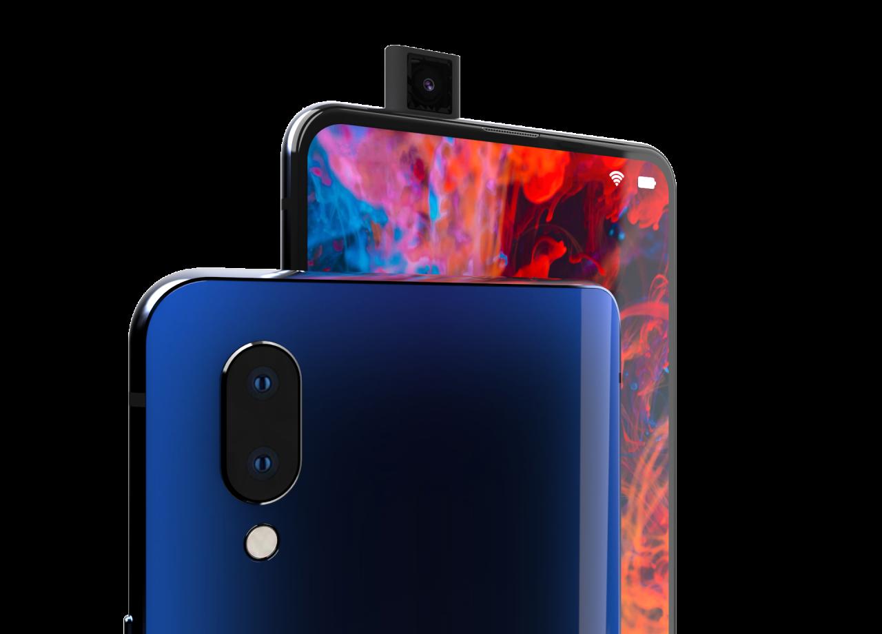ARCHOS al MWC 2019 presenterà uno smartphone borderless con fotocamera pop-up a meno di 300€ (foto)