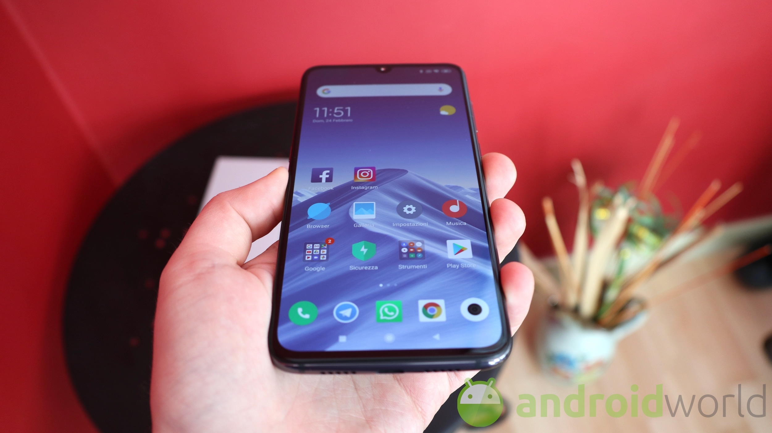 Benchmark Samsung Galaxy s10 + against Xiaomi Mi9: AnTuTu and Geekbench
