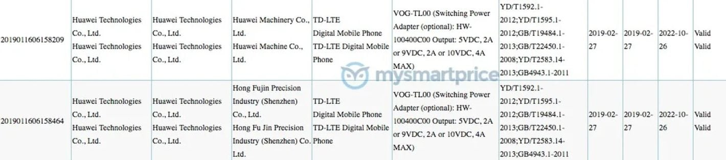 Huawei-P30-and-P30-Pro-3C-certification-1-1420×314