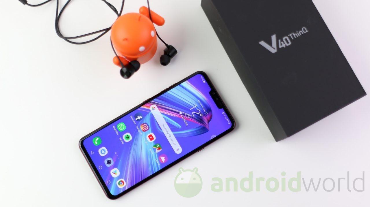 LG V40 ThinQ: disponibile il codice sorgente del kernel per Android 10, ma aspettate a cantare vittoria