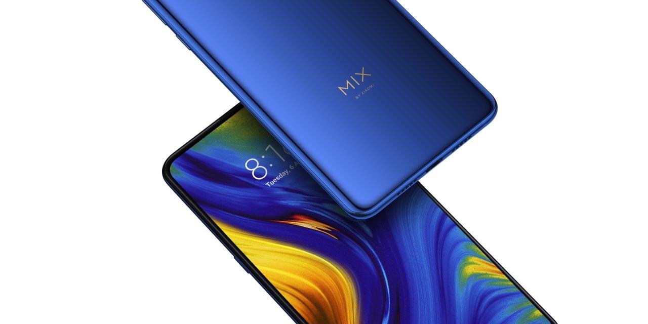 Xiaomi Mi MIX 3 5G ha superato (di pochissimo) il Gbps