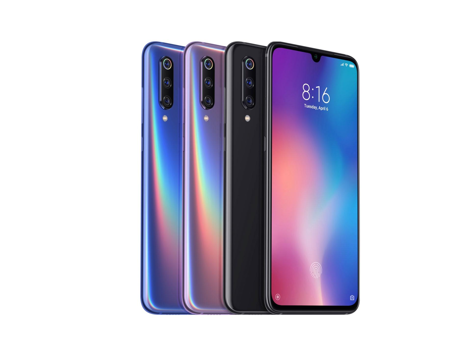 Xiaomi Mi9 -11