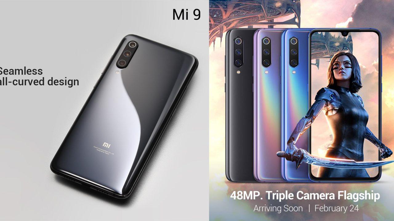 Xiaomi Mi9 è lo smartphone che attendete di più
