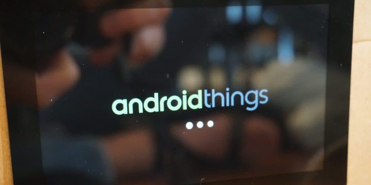 Google ha deciso di spostare il focus della piattaforma Android Things su speaker e smart display
