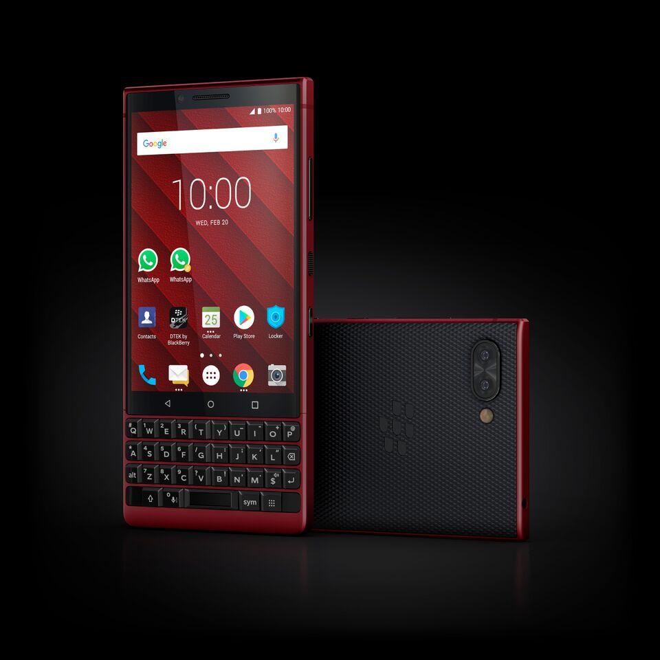 BlackBerry Mobile e TCL sono ai titoli di coda. È la fine per BB? (foto)