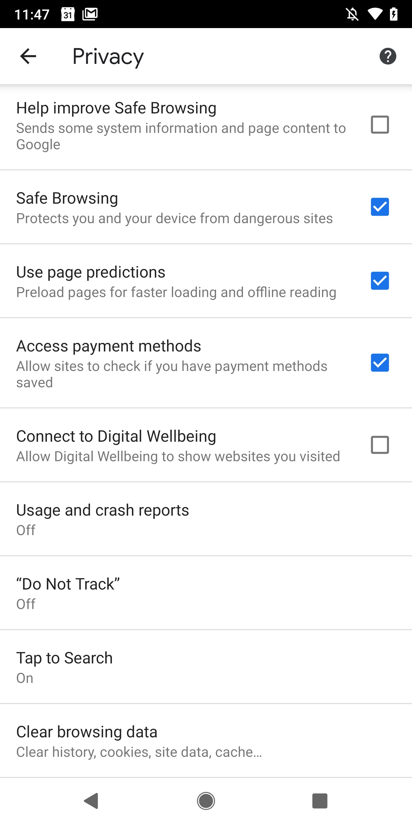 chrome-android-digital-wellbeing-setting