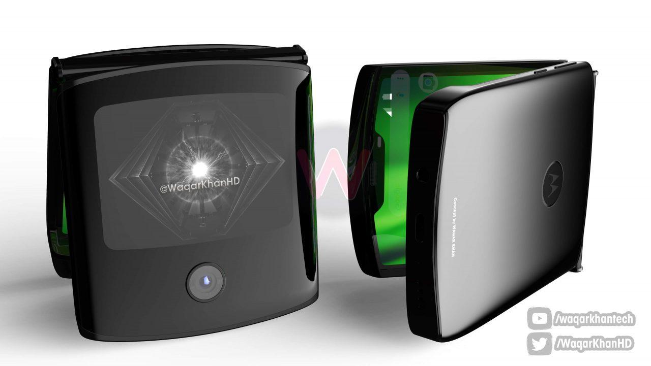 """Motorola conferma di star lavorando su uno smartphone pieghevole """"stile RAZR"""", e arriverà quest'anno"""