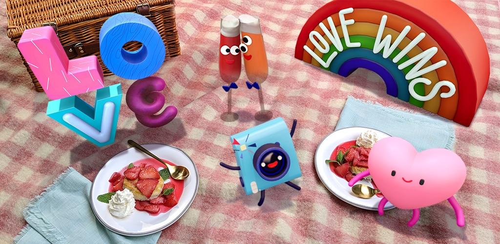 A San Valentino mostrate tutto il vostro amore con il nuovo pacchetto di Playmoji per Google Pixel (foto)