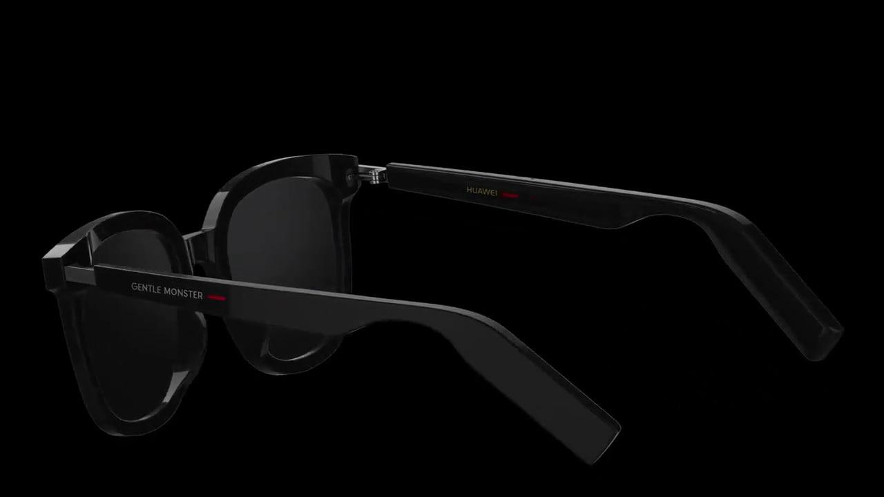 Huawei presenta gli occhiali smart in collaborazione con Gentle Monster: addio auricolari wireless?