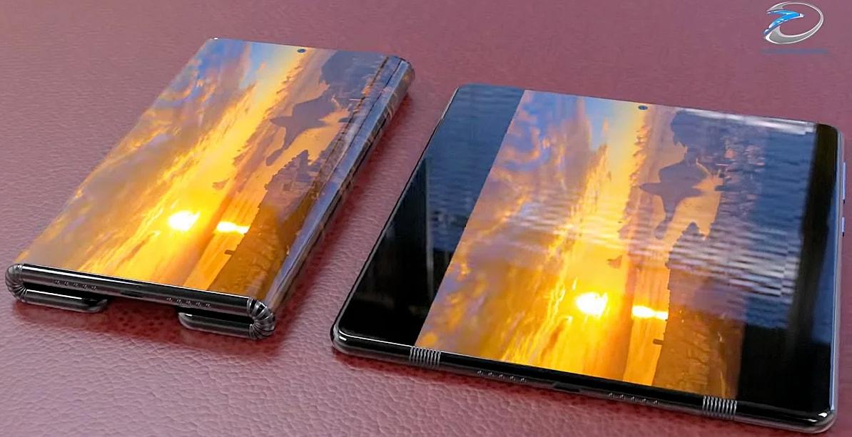Questo concept ci ricorda quanto è figo il pieghevole di Xiaomi (video)