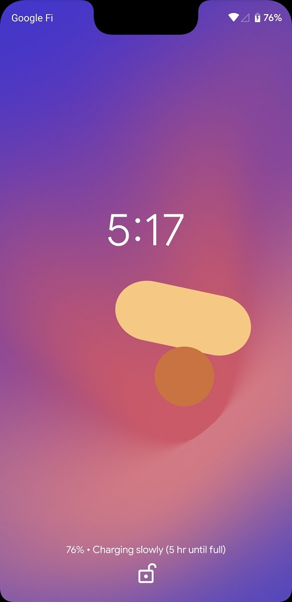 android-q-stile-orologio-lockscreen-02
