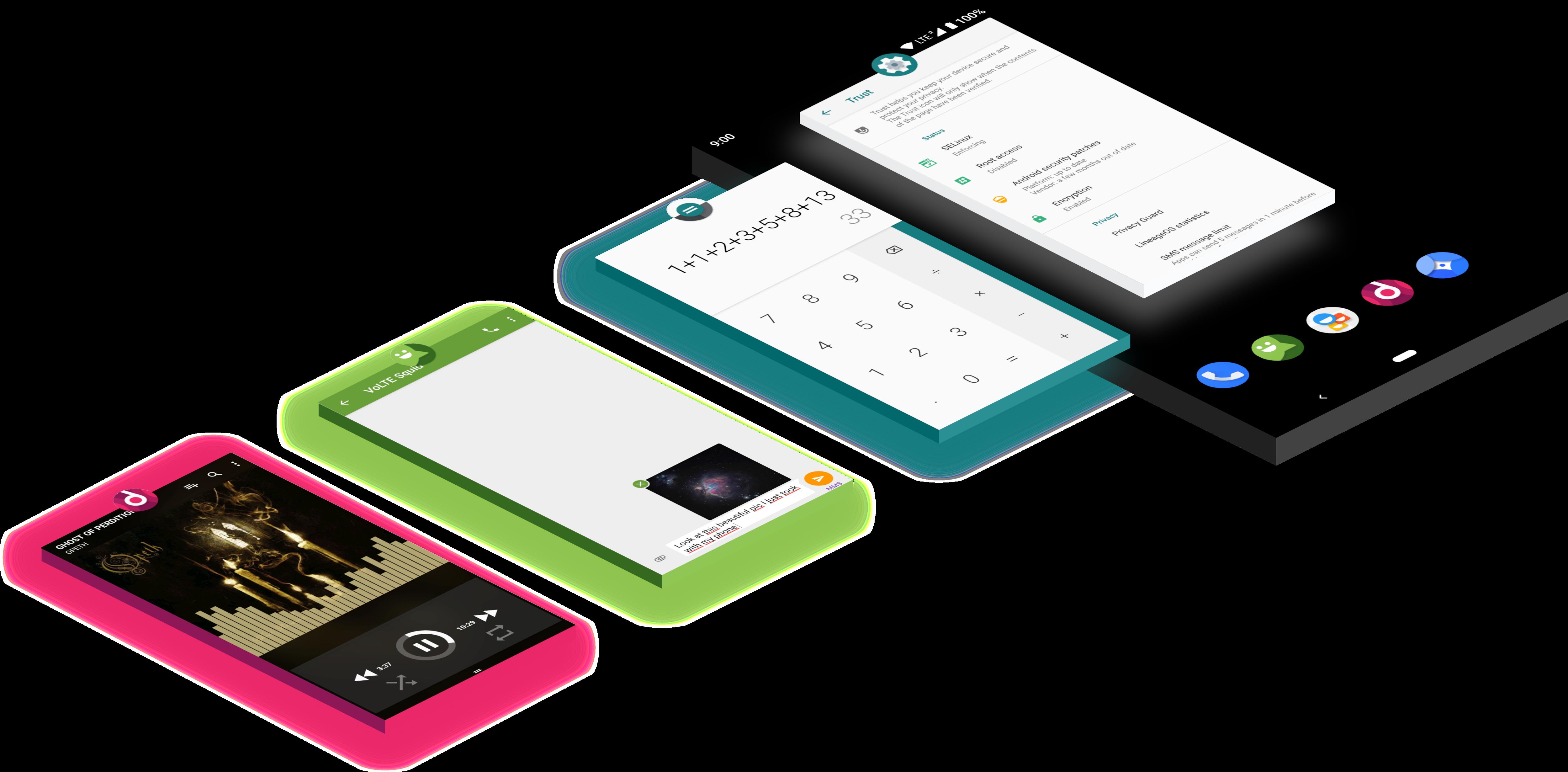 È arrivata la LineageOS 16.0 con Android Pie: novità e primi dispositivi supportati