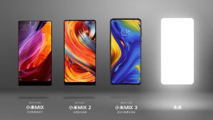Ecco tutto quello che sappiamo finora di Xiaomi Mi MIX 4, specifiche e prezzi (foto)