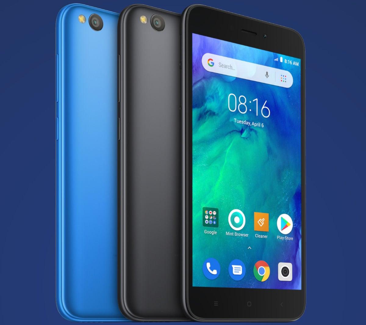 Xiaomi Redmi Go ufficiale: l'anticamera del tramonto di Android Go? (foto)