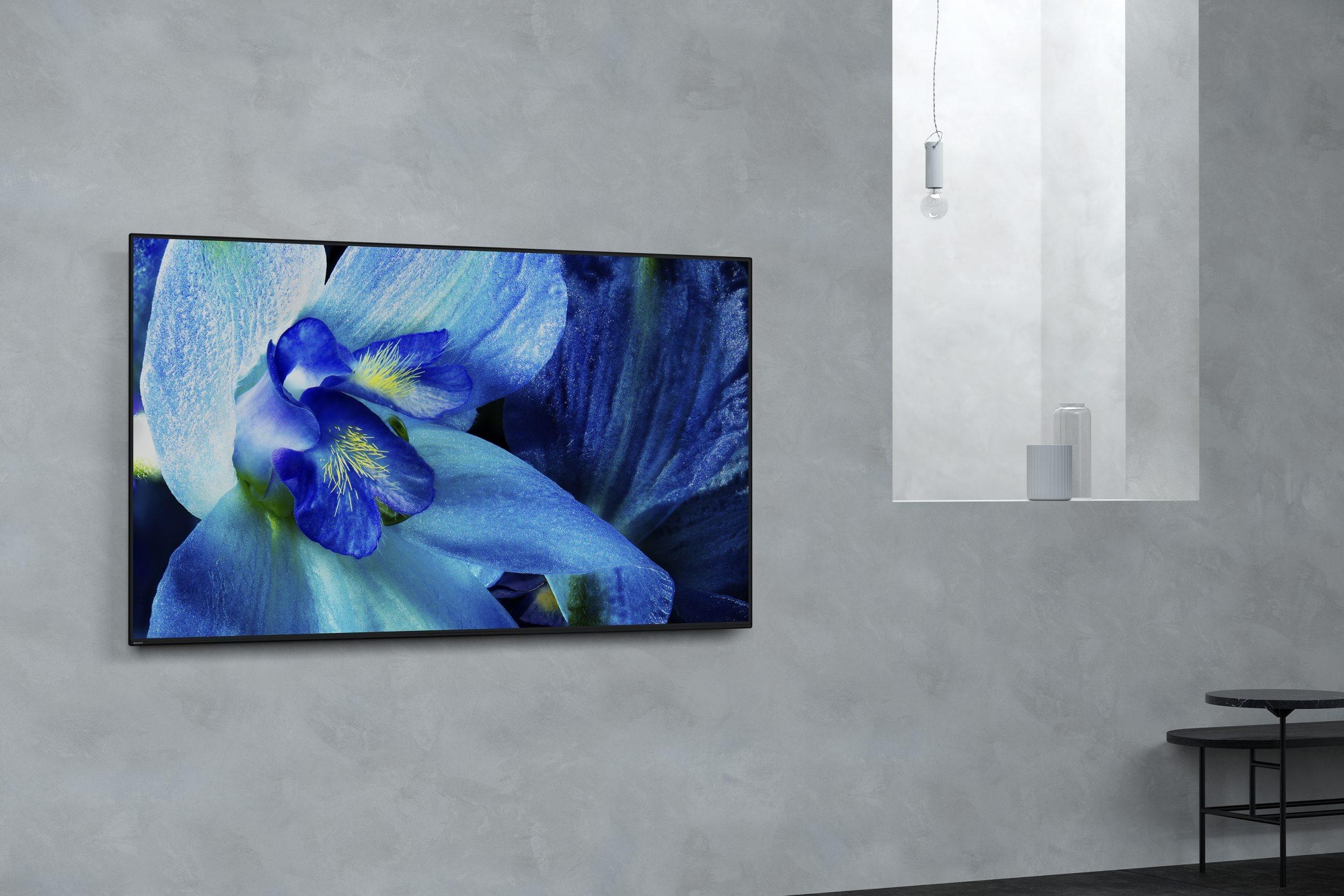 Sony presenta i nuovi TV OLED 4K: Acoustic Surface, Assistant integrato e tanto altro (foto e video)