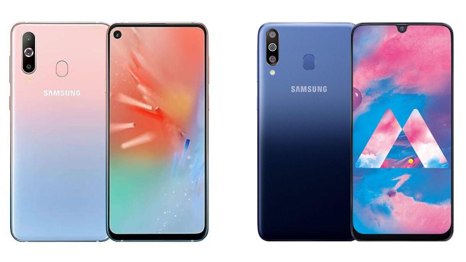 Samsung presenta Galaxy A60 e Galaxy A40s in Cina: i nuovi medio-gamma con tripla fotocamera (foto)