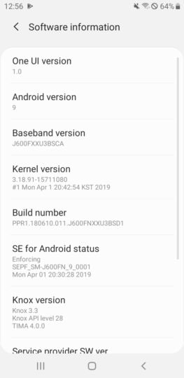 galaxy-j6-android-pie-263×540