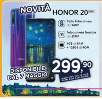 honor-20lite-unieuro
