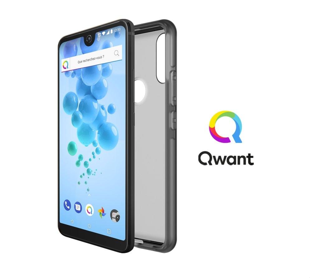 Vi siete mai chiesti com'è fatto uno smartphone senza Google e Chrome? Eccolo, è Wiko View 2 Pro Qwant