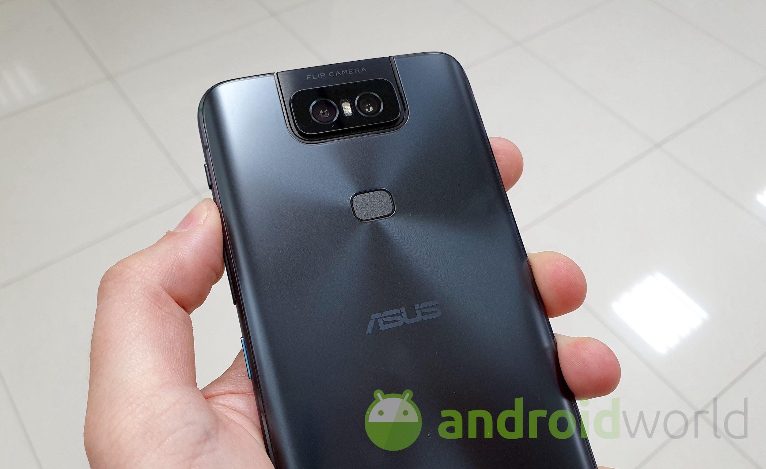 Ottime novità per ZenFone 6: arriva la modalità di scatto Super Night per la lente grandangolare (foto)