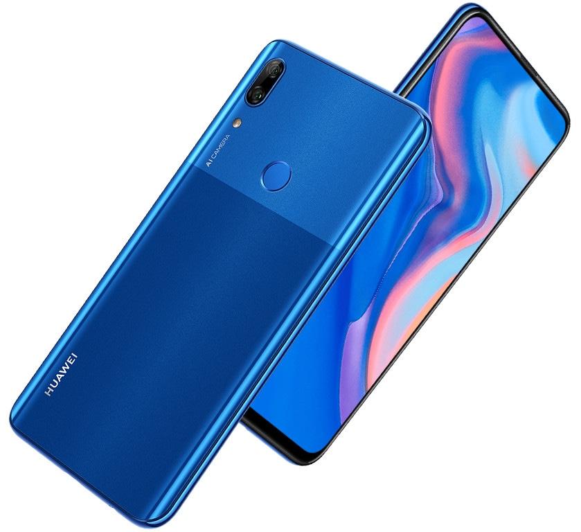 Huawei P Smart Z 2019 è Ufficiale Fotocamera Pop Up Kirin 710 E