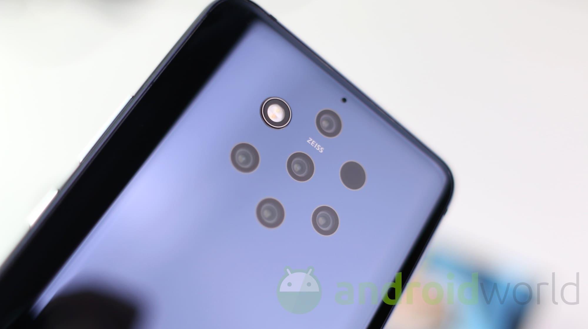 Nokia 9 PureView (non) passa da DxOMark: quando 5 sensori fotografici non sono meglio di 1 (foto)