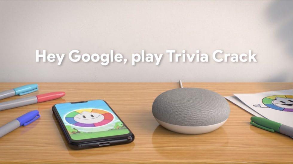 Animate le vostre serate tra amici con Google Home: come giocare a Trivia Crack anche in Italia (video)