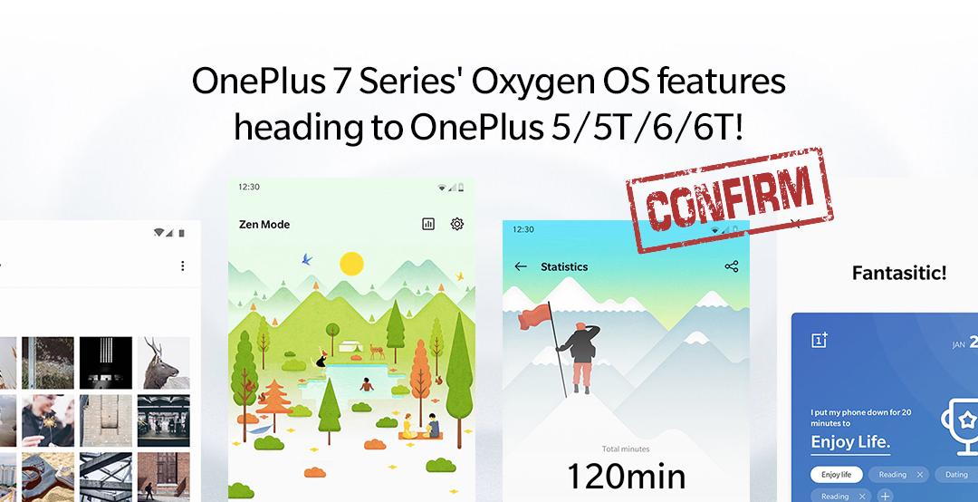 OnePlus 5 / 5T esultano: Android Q arriverà ufficialmente, insieme ad altre funzionalità di OnePlus 7 (foto)