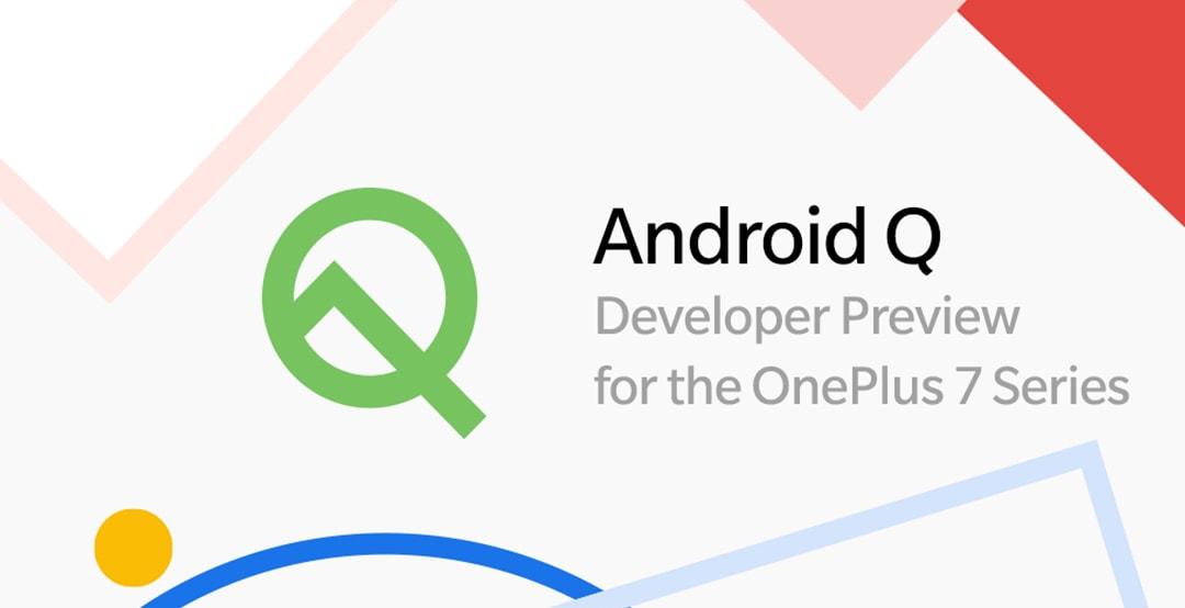Per OnePlus 7 e 7 Pro arriva la Developer Preview 2 di Android Q: bug ridotti e più usabilità