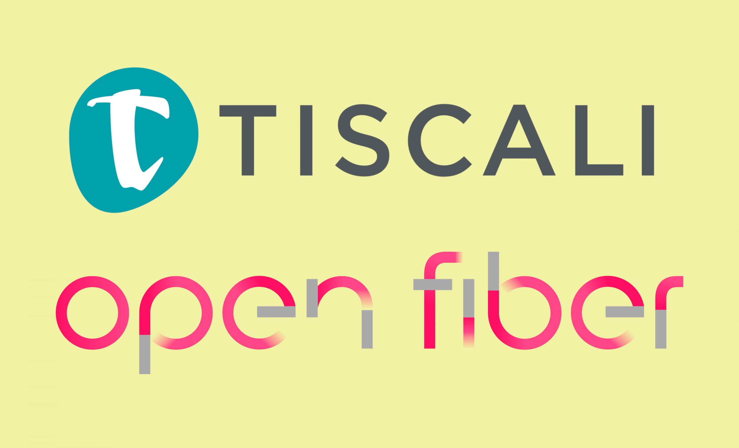 Tiscali e Open Fiber rinsaldano la loro alleanza: fibra ultra veloce in 271 aree metropolitane entro il 2023