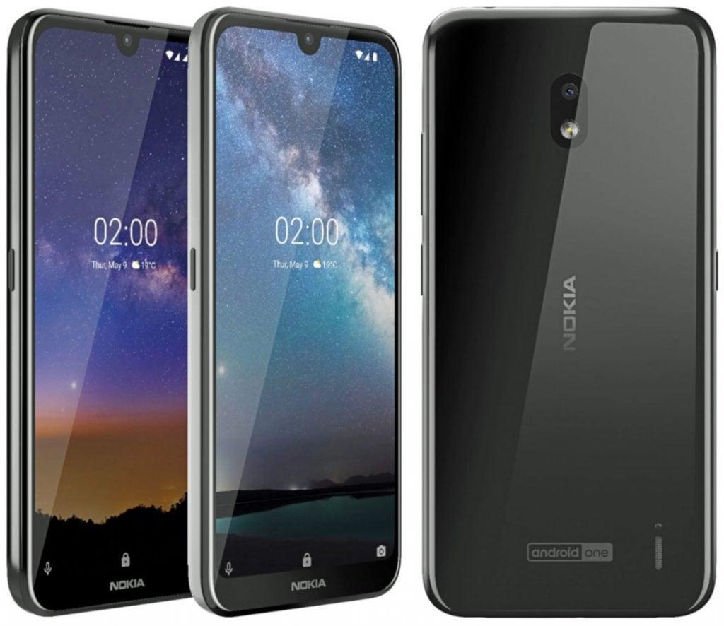 Nokia 2.2 è ufficiale in India con Android One: sarà il più economico a ricevere Android Q? (foto)