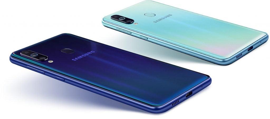 Galaxy M40 ufficiale in India: la fascia media ha un nuovo contendente! (foto)