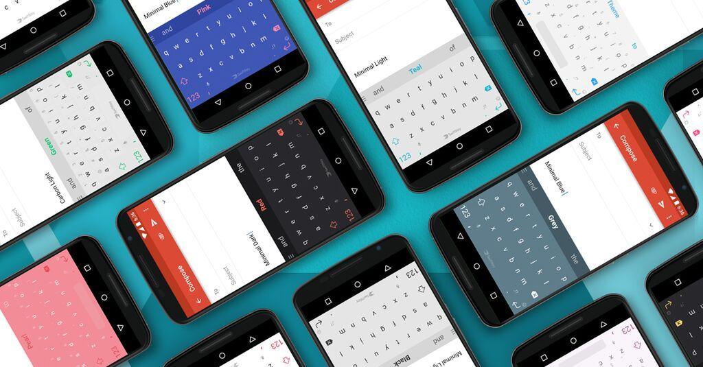 SwiftKey si aggiorna in beta: novità per l'aggiornamento automatico del tema