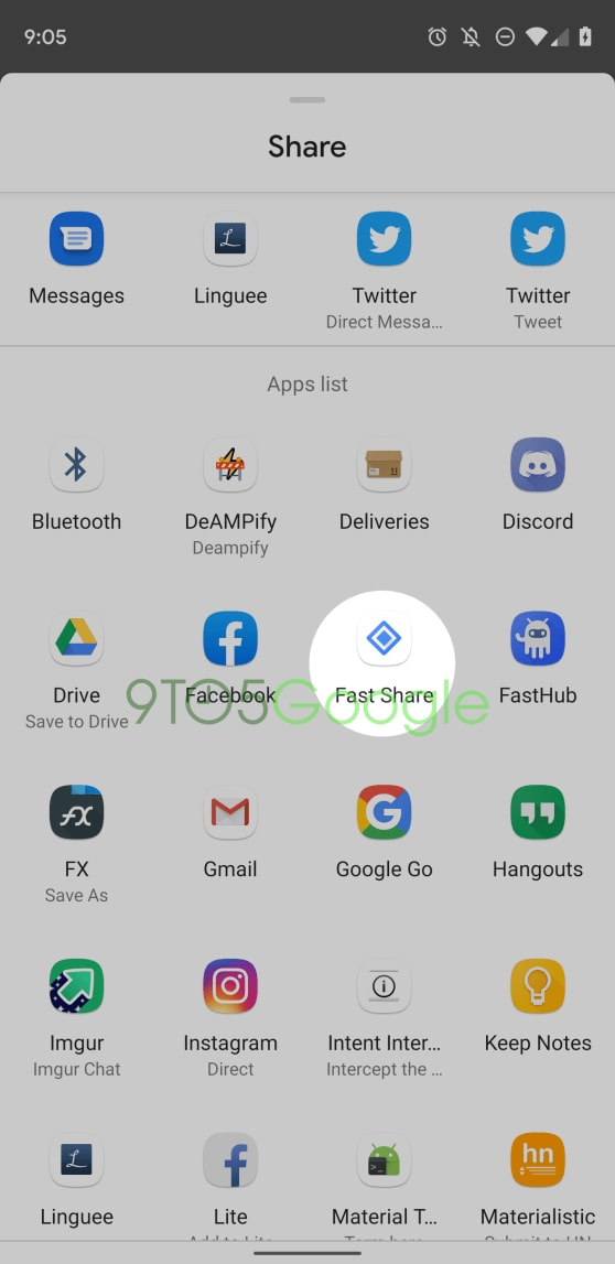 fast-share-android