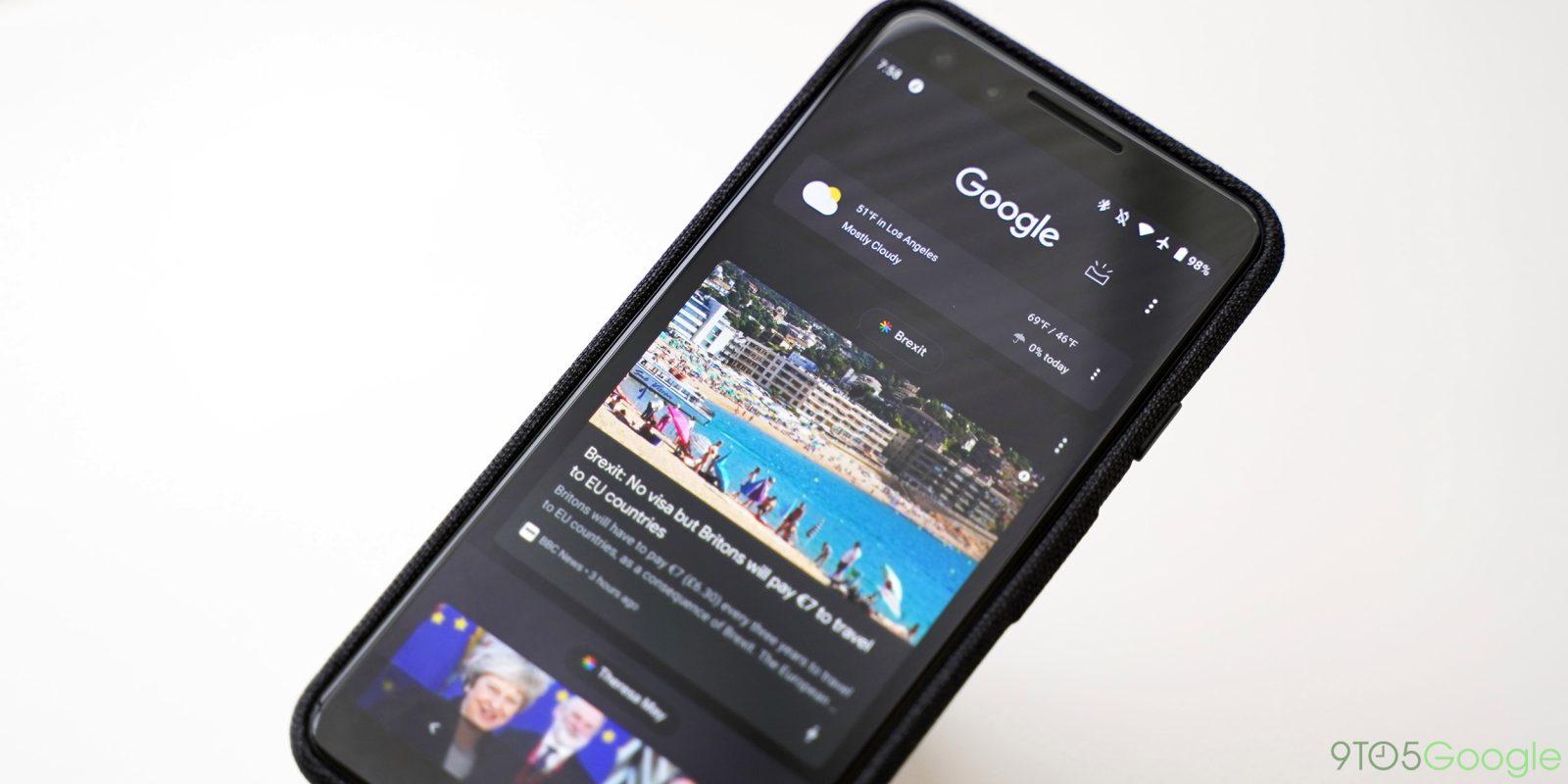 Ecco come appare Google Discover dopo il primo vero aggiornamento dal lancio (foto)