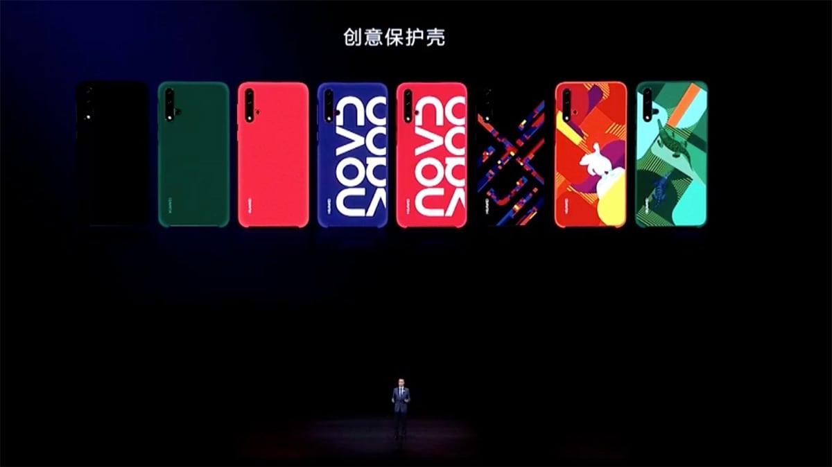 Huawei fa il pieno di nuovi smartphone in Cina: Nova 5, Nova 5 Pro, Nova 5i ed un nuovo tablet (foto)