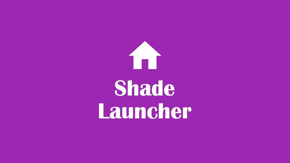 Essenzialità stile Pixel, senza rinunciare alla personalizzazione: ecco a voi Shade Launcher (foto)