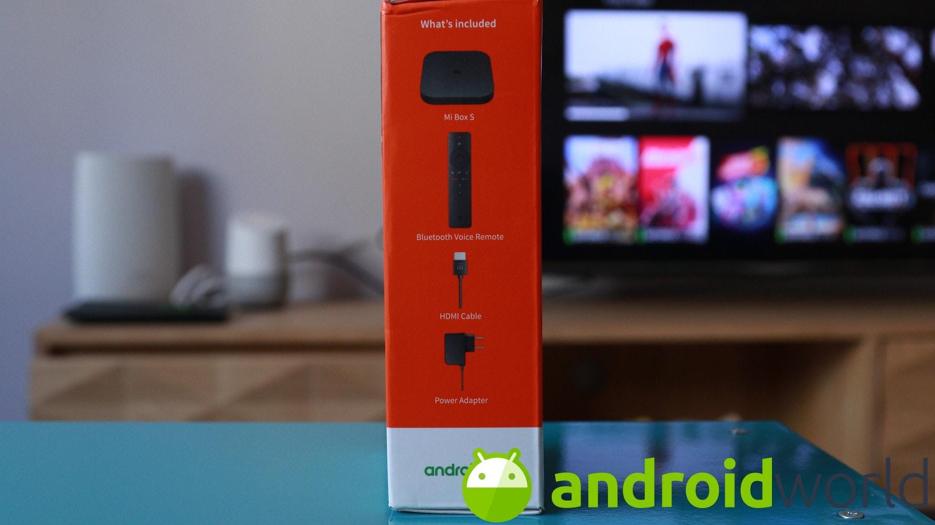 Recensione Xiaomi Mi Box S 4K | Prezzo | Italia | GearBest