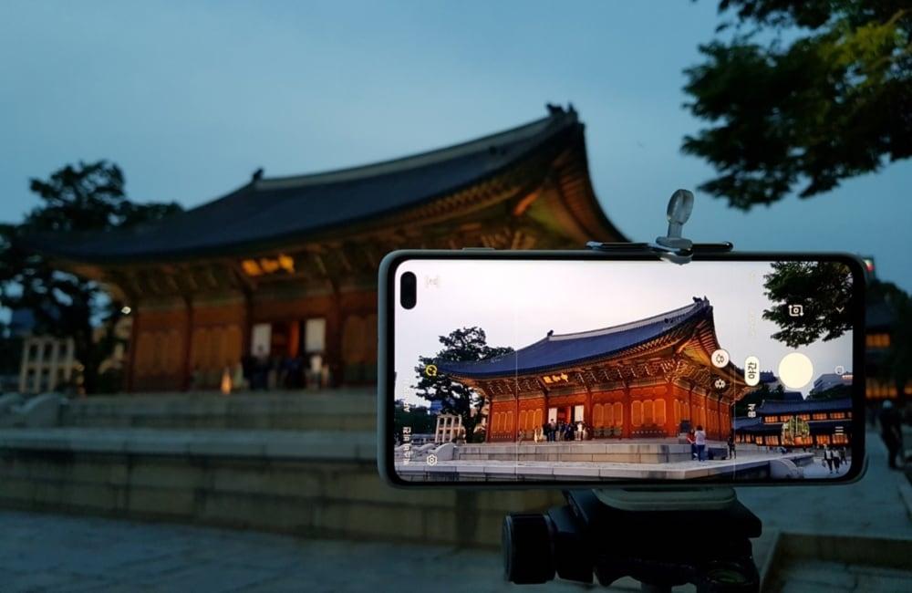 Samsung mostra tutti i muscoli della Night Mode di Galaxy S10+: siete riusciti a fare di meglio? (foto)
