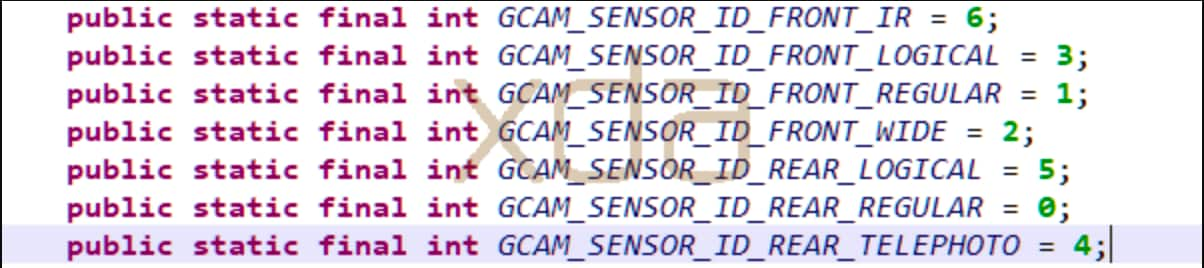 Indizi teleobiettivo Pixel 4 Google Camera 2