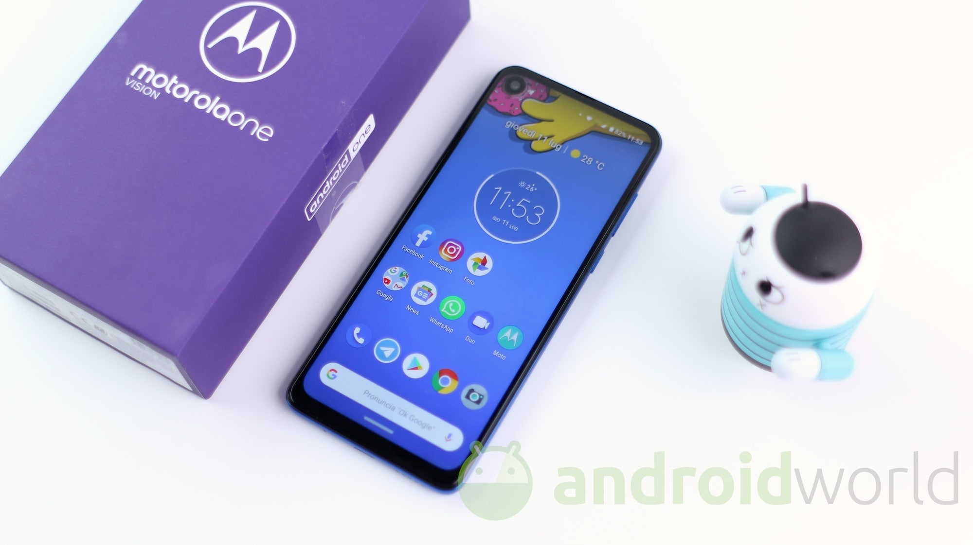 Motorola One Vision def – 3