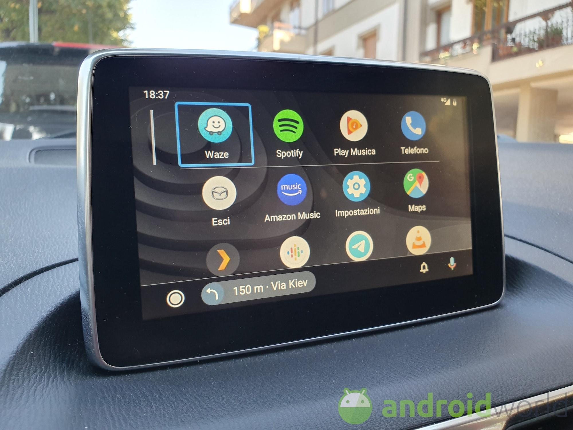 BMW rilascia ufficialmente Android Auto: ecco i modelli che stanno ricevendo l'aggiornamento
