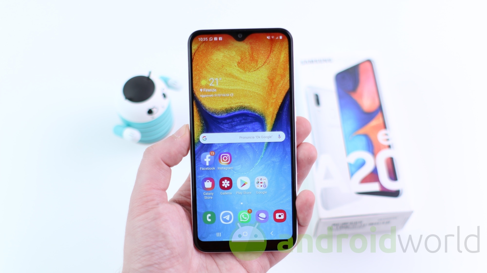 Samsung Galaxy A20e def – 7