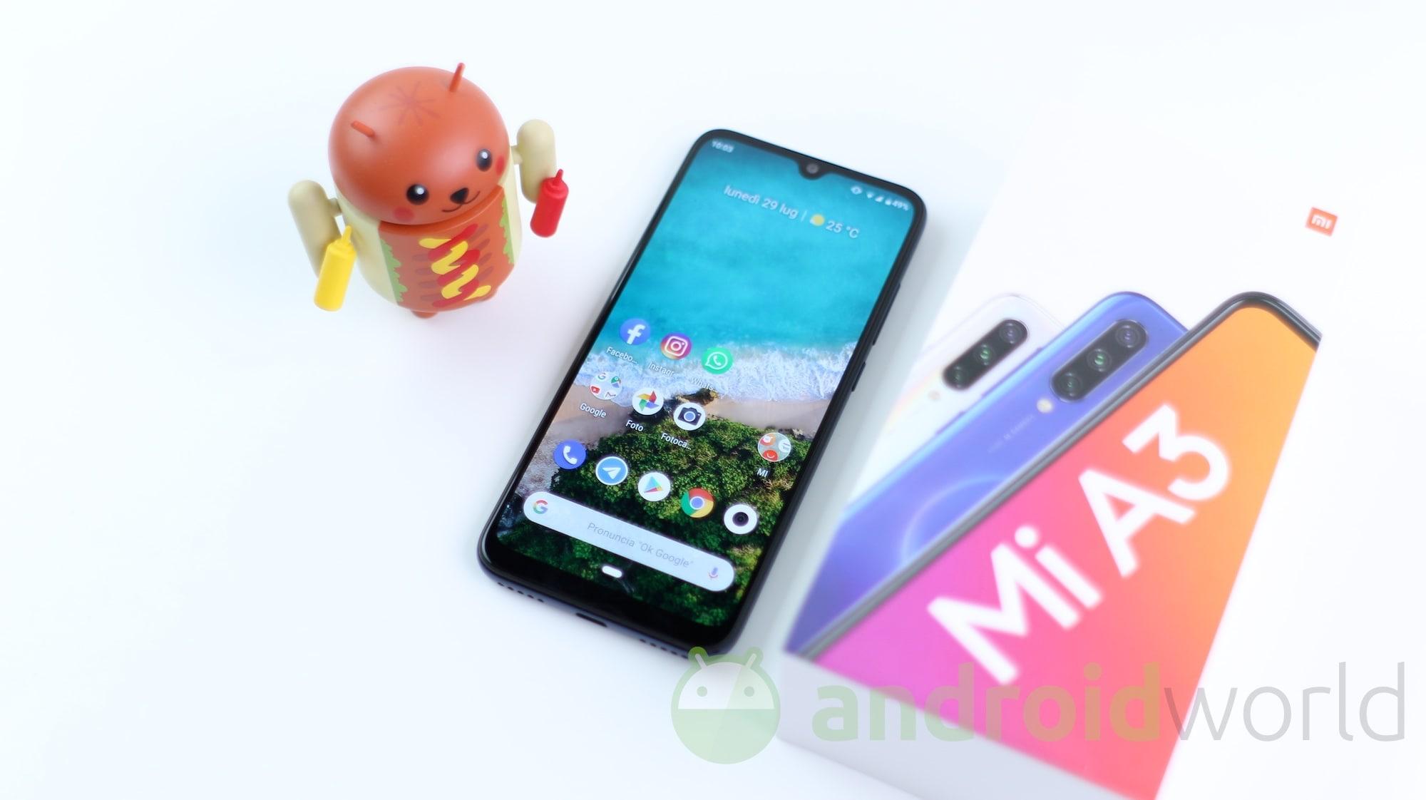 Xiaomi Mi A3 def – 3
