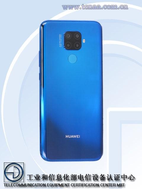 Huawei Mate 30 Lite e Honor 9X e 9X Pro appaiono sul TENAA confermando aspetto e specifiche (foto)
