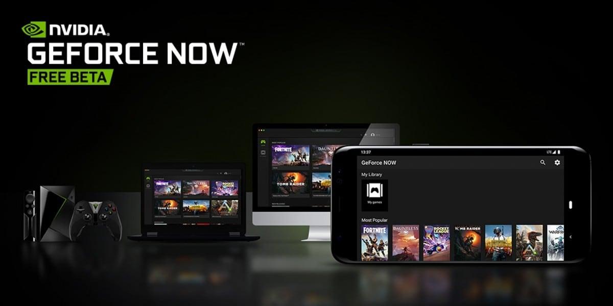 Nvidia apre la piattaforma GeForce Now a tutti i dispositivi Android (aggiornato: download apk)